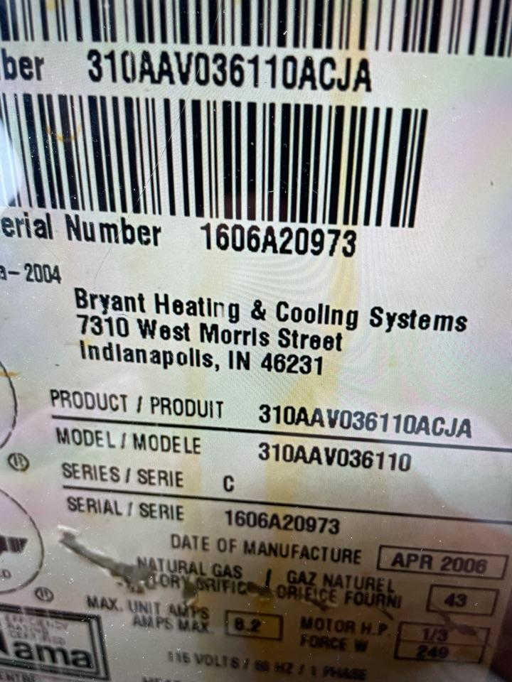Colorado Springs, CO - Blower motor making noise