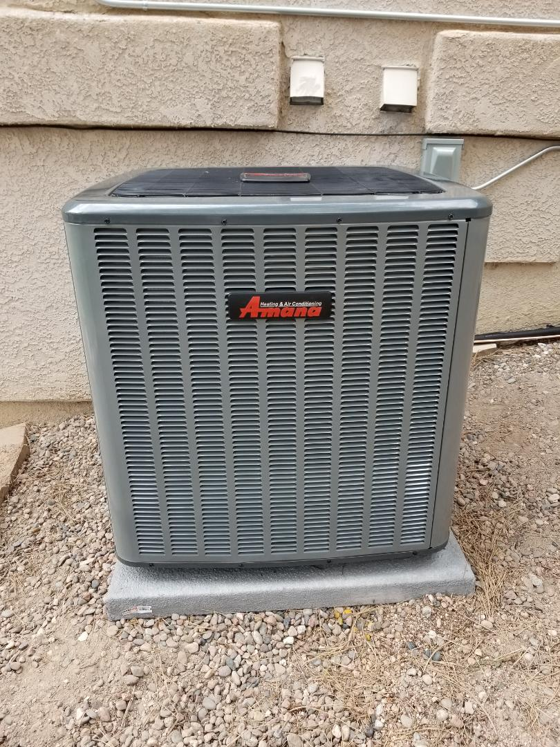Furnace And Air Conditioning Repair In Colorado Springs Co Wiring Aprilaire 700 Model 60 Control To Lennox Amana Conditioner Installation Whole Home Humidifier