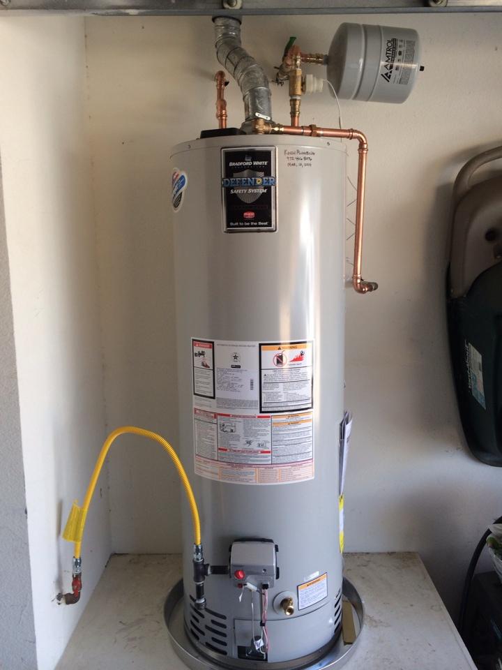 Bradford White 100 Gallon Water Heater