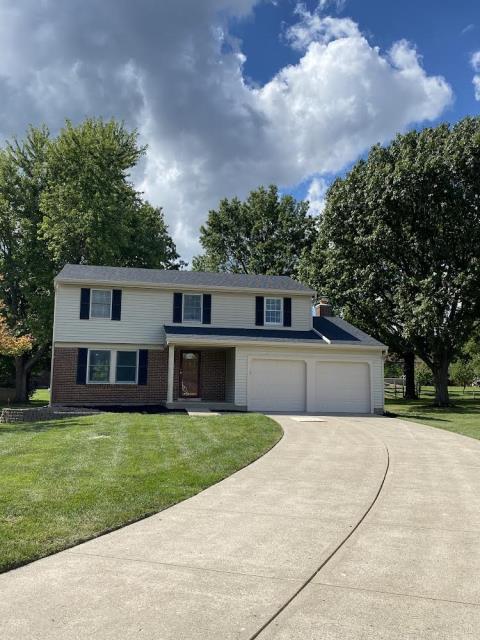 Cincinnati, OH - Sterling just completed new black shutters on this home in Cincinnati.