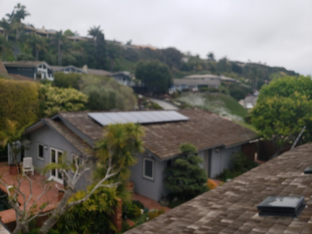 San Diego, CA - Re roof estimate La Jolla