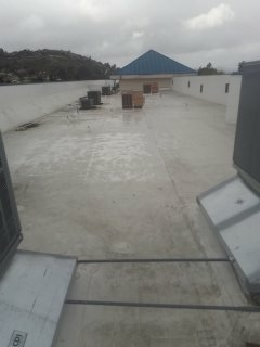 El Cajon, CA - Roof maintenance