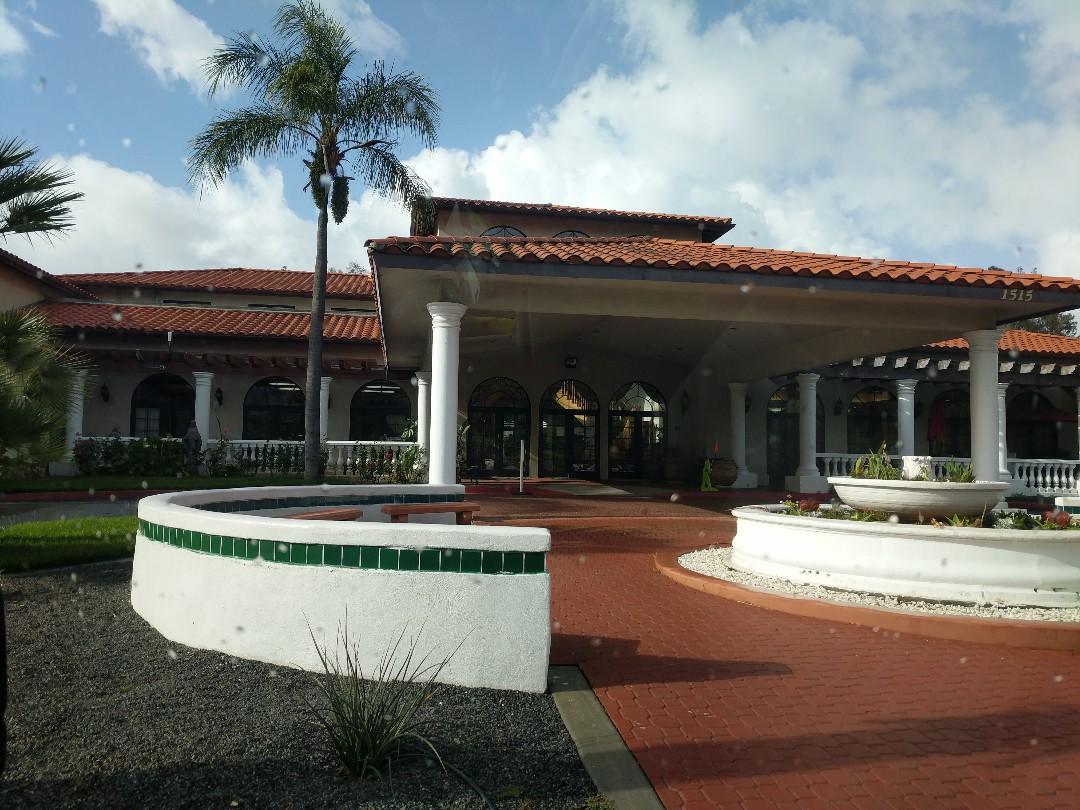 El Cajon, CA - Good Samaritan retirement community. Possible leak repair clay tile. Boral Clay S