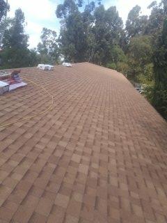 Alpine, CA - Owens Corning shingle roof