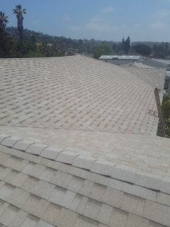 La Mesa, CA - Owens Corning shingle roof