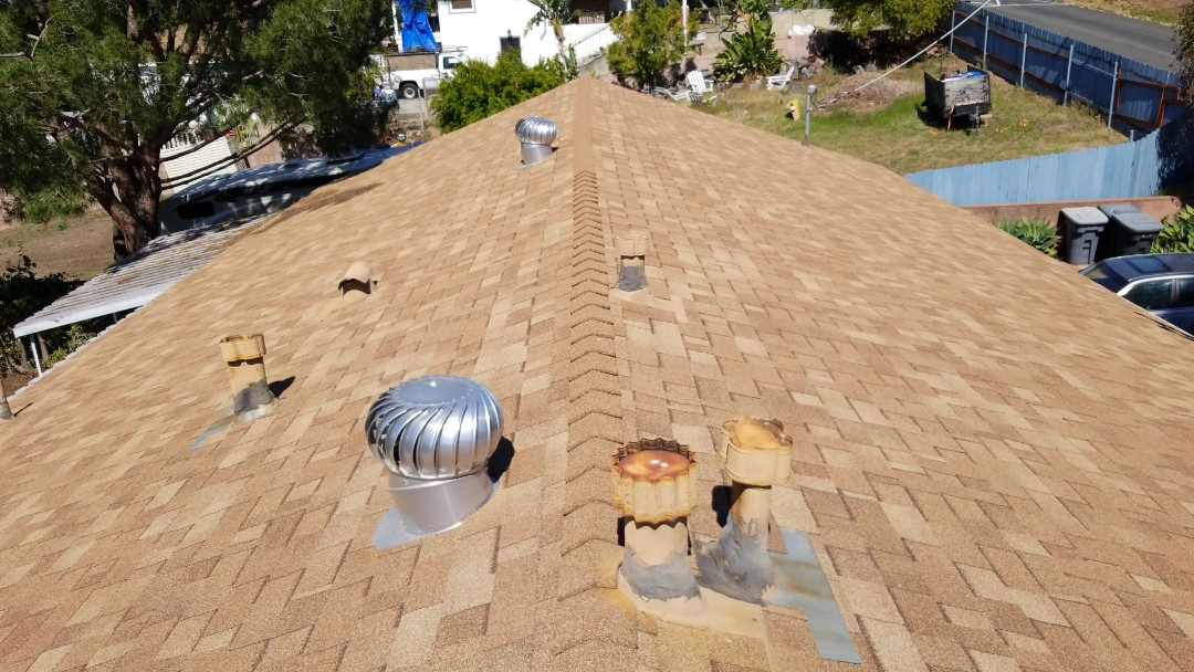 La Mesa, CA - Roof inspection pro-active maintenance