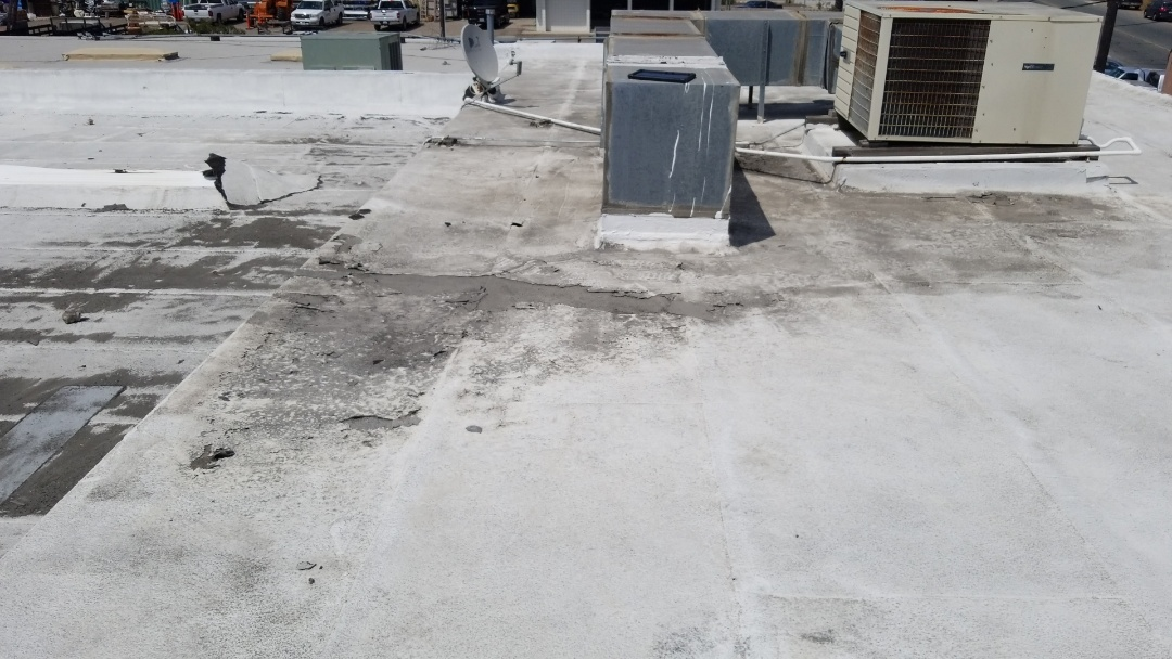 Lemon Grove, CA - Inspection roof replacement