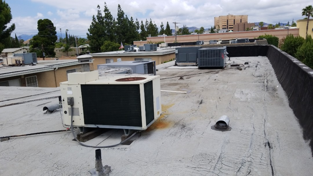 El Cajon, CA - Inspection for reroof and maintenance