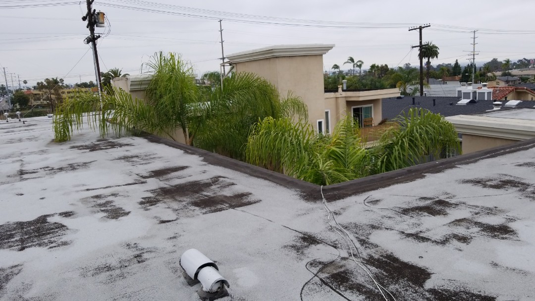San Diego, CA - Inspection for pro-active roof maintenance