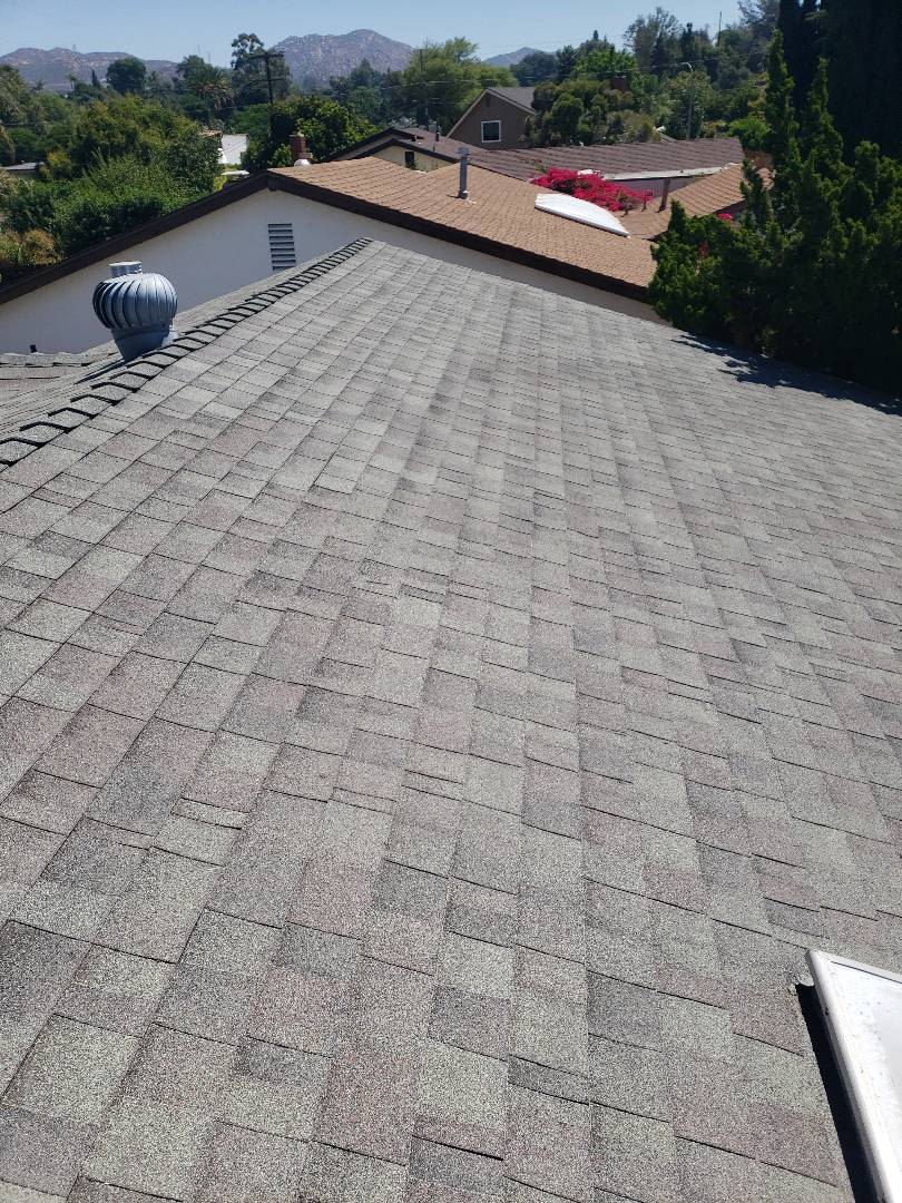 El Cajon, CA - Reroof with Owens Corning