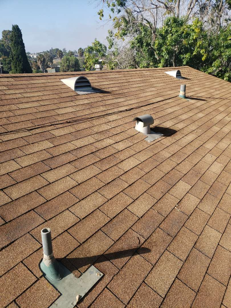 Lemon Grove, CA - Reroof with Owens Corning