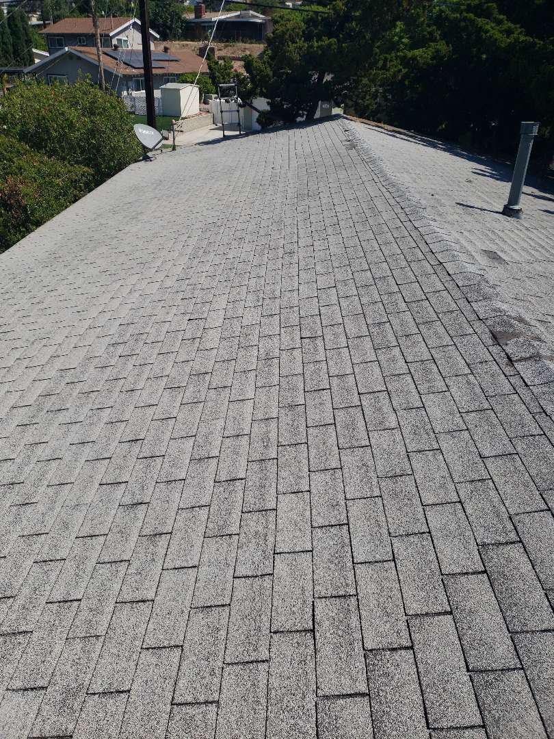 La Mesa, CA - Reroof with Owens Corning