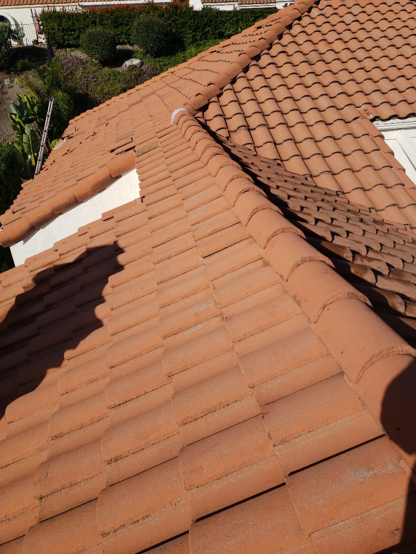 San Diego, CA - Reroof with Eagle tile