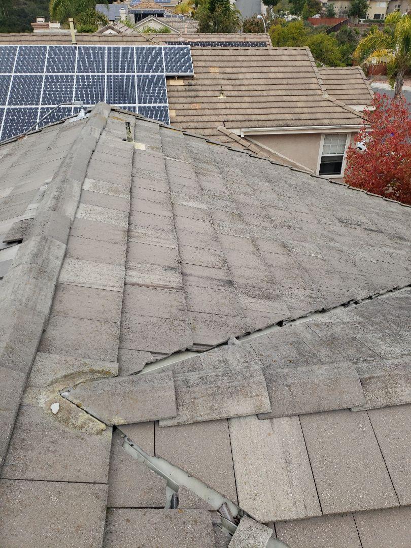 San Diego, CA - Install Eagle tiles