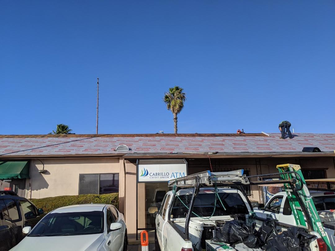 San Diego, CA - Owens Corning shingles  with Proarmor underlayment