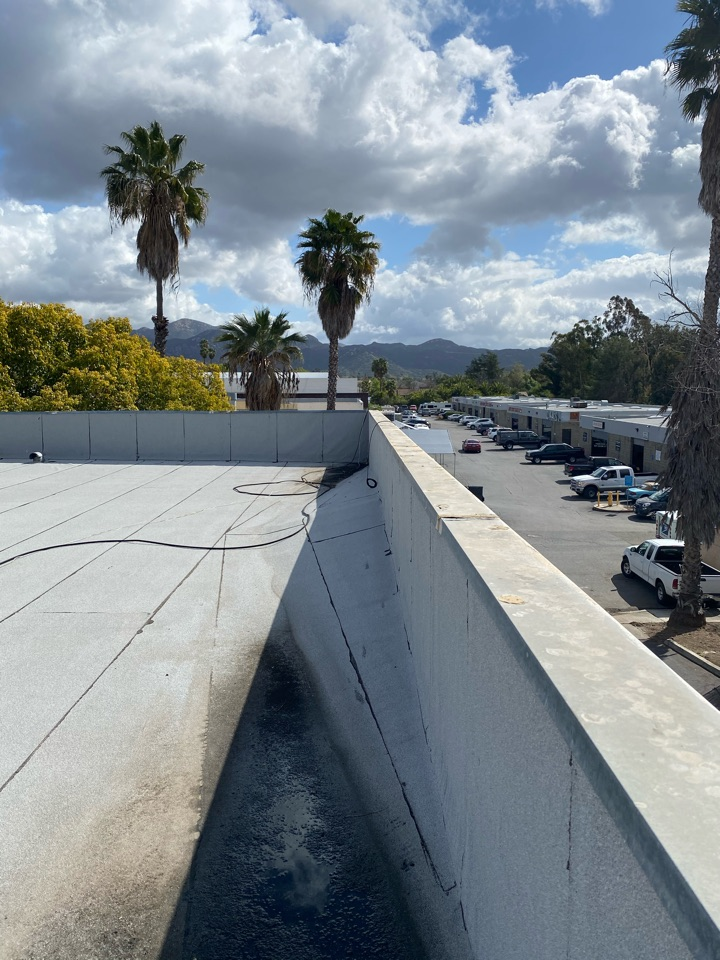 Poway, CA - Torch roof maintenance inspection