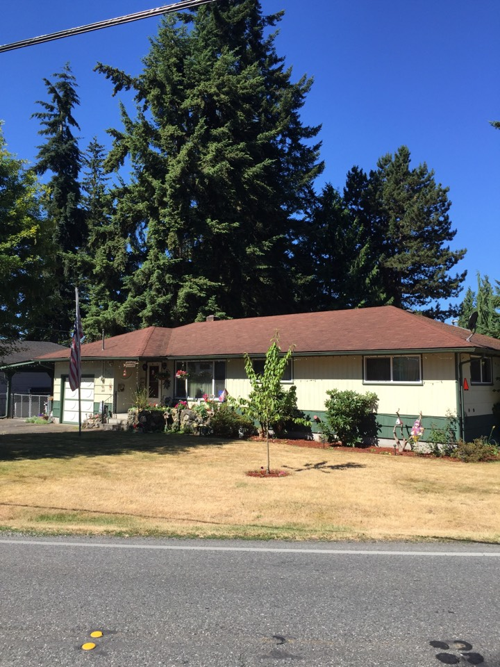 Marysville, WA - Reroof measurement...3 layer tear off