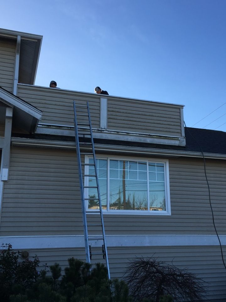 Everett, WA - PVC repair in north Everett. Bad welds cause lots of headache and damage when the right contractor is not used!