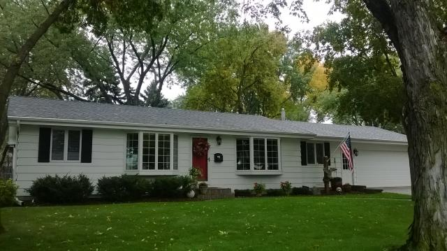 Bloomington, MN - New Roof Replacement: GAF Timberline HD Roof in Pewter Gray