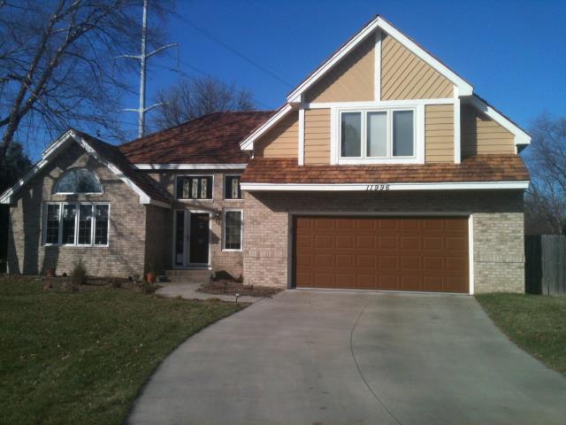 Eden Prairie, MN - Wood Cedar Shake Roof Replacement