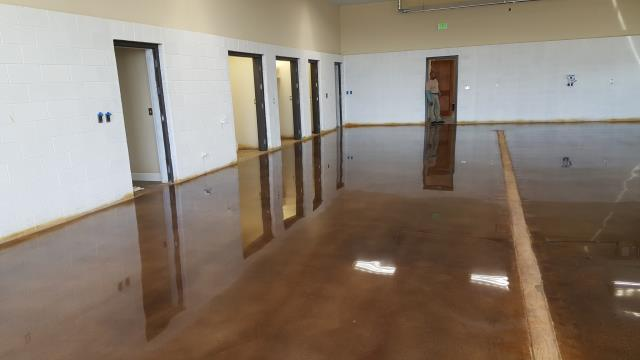 Fort Wayne, IN - Supremecrete is the leading installer of decorative and polished concrete in the Indiana area. Scientific Concrete Polishing uses science to produce beautiful and long-lasting floors that properly maintained can outlast many other flooring options.