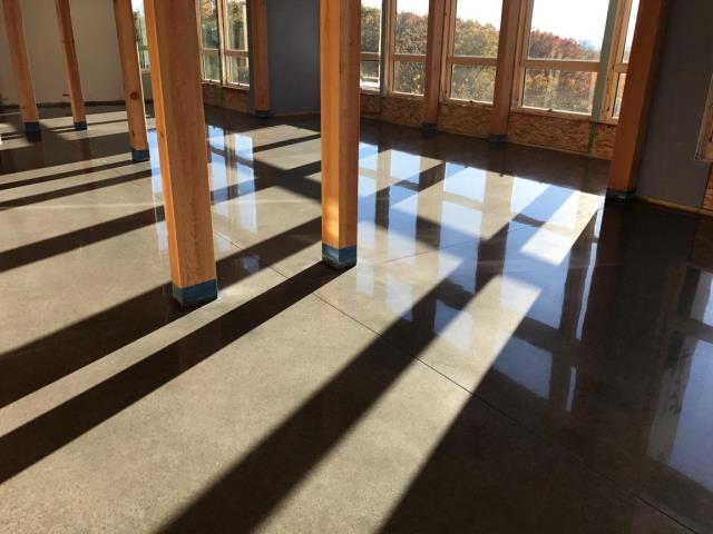 Columbia City, IN - Supremecrete is the leading installer of decorative and polished concrete in the Indiana area. Scientific Concrete Polishing uses science to produce beautiful and long-lasting floors that properly maintained can outlast many other flooring options.
