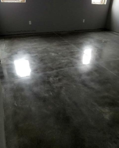 Huntertown, IN - Give your floors the ability to shine brighter than the stars! Our polishing system provides protective floors that are shiny and easy to clean! Perfect for any home, business, or factory! Call us for a FREE quote!