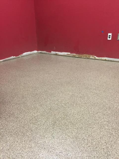 New Haven, IN - An incredible group of talented, professional, hard-working gentlemen! SupremeCrete epoxyed our basement floor, and we are still in awe of the results. Kevin listened to what we were wanting and gave recommendations on the best flooring for us! Definitely recommend SupremeCrete for your next project or business needs!