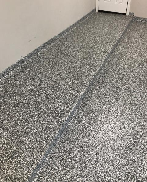 If you are looking to remodel your concrete surfaces, I would recommend this company! They provide outstanding customer service while keeping you updated on your remodel throughout the entire process. Friendly, honest, and good people! Our formerly cracked garage floor is now a beautiful decorative space we will love and use for years!