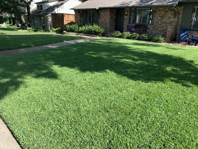 San Antonio, TX - Affordable lawn mowing service and grass cutting in the San Antonio area near me.