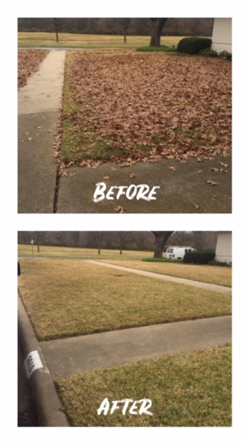 Dallas, TX - Affordable lawn mowing and residential lawn mowing. Perform leaf removal and complete leave clean up for customer.