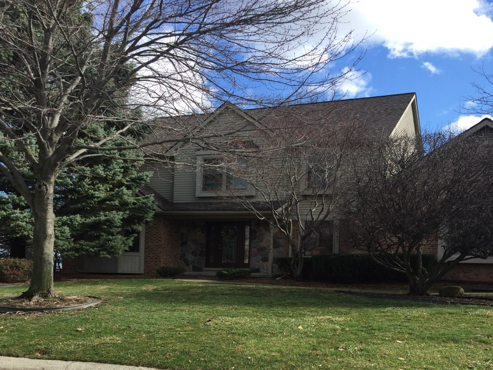 Farmington, MI - Renewal by Andersen window replacement. Full frame removal and replacement of windows and patio doors.