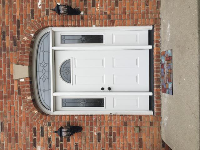 Ann Arbor, MI - Brand new front door that looks amazing!