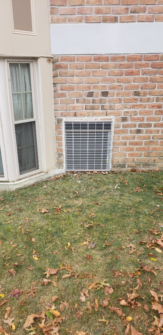 Abingdon, MD - Installed new Rheem air handler and National Comfort air conditioning unit