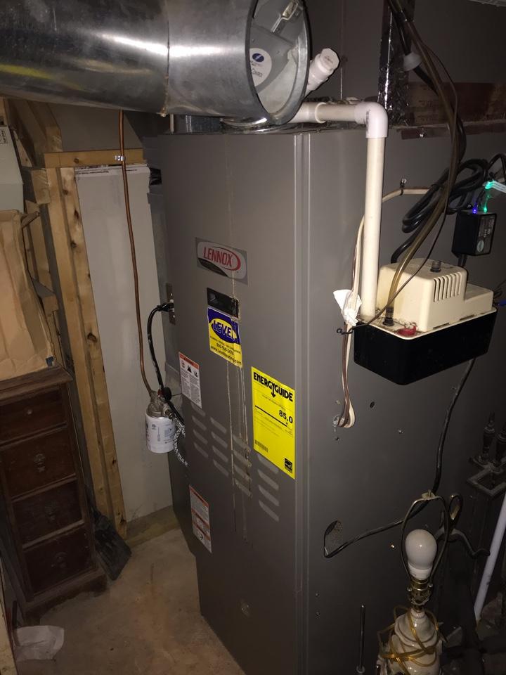 Port Deposit, MD - Oil furnace cleaning