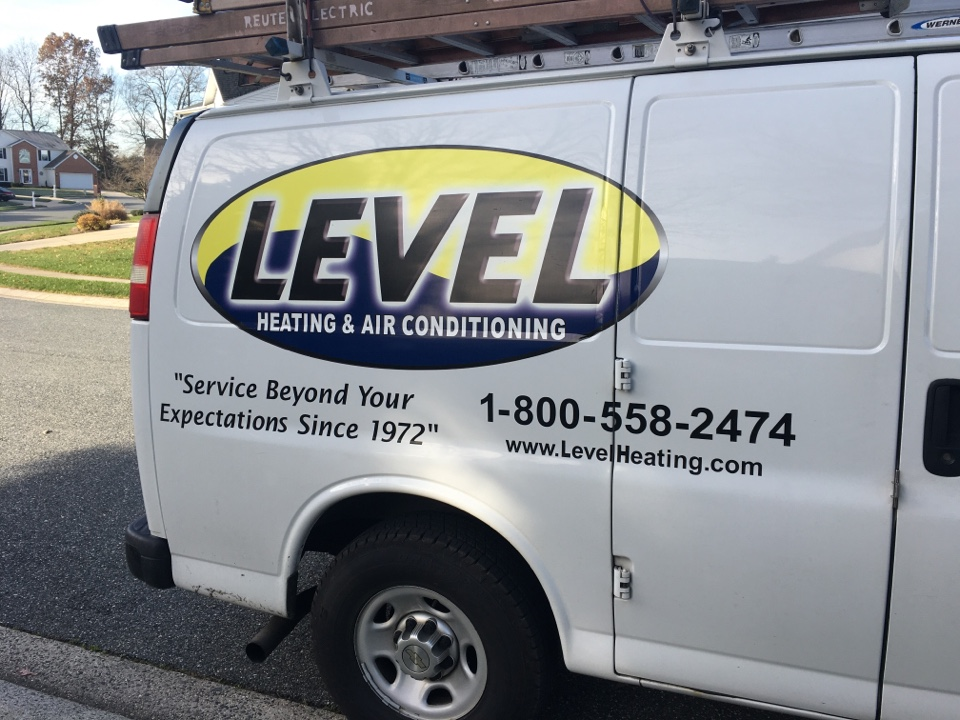 Forest Hill, MD - Repair Condensate leak Lennox gas furnace Level Home Services