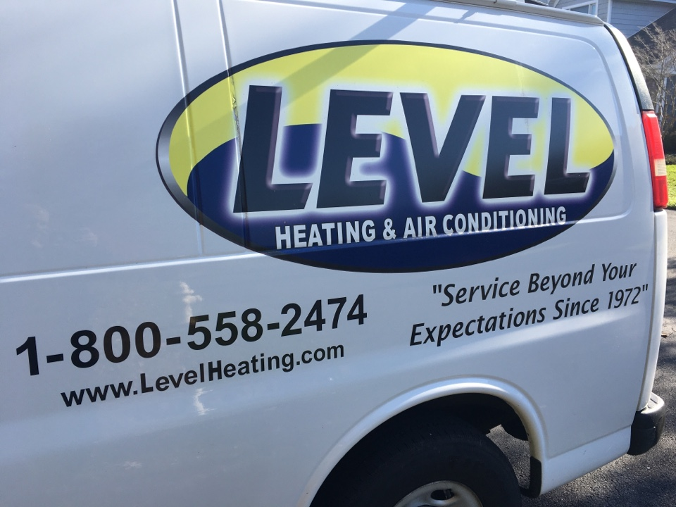 Belcamp, MD - Preventive maintenance on Lennox gas furnace tune up Level Home Services