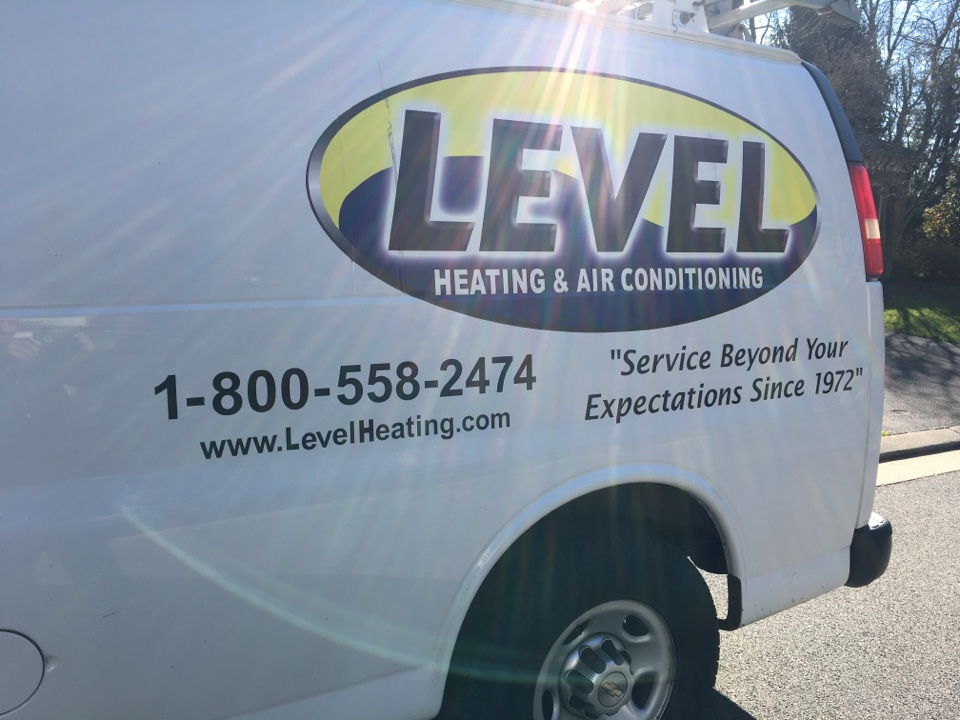 Lutherville-Timonium, MD - Preventive maintenance on Lennox gas furnace tune up