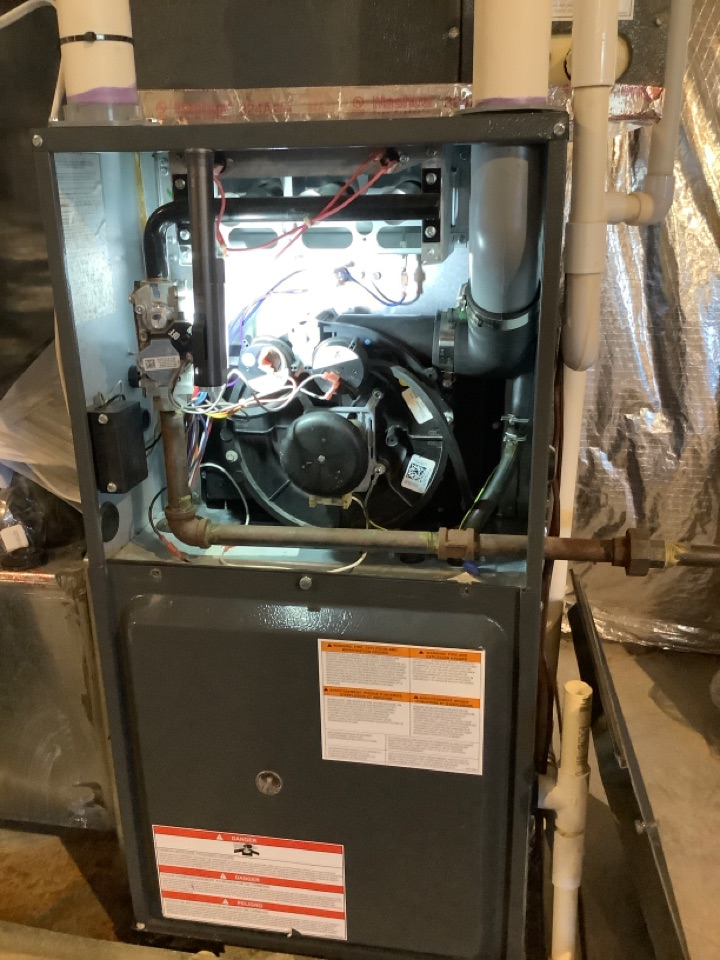 Perry Hall, MD - Gas furnace tune up