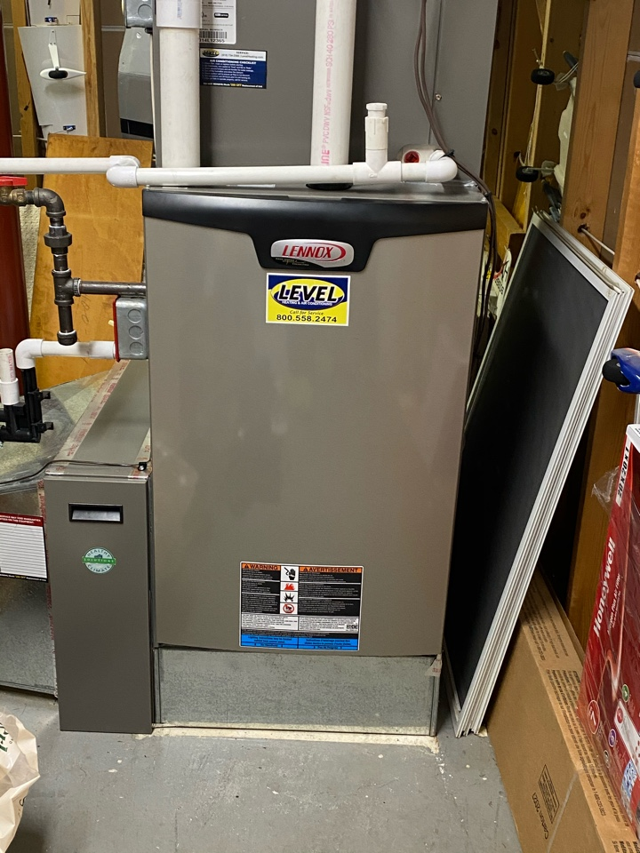Cockeysville, MD - Gas furnace tune up