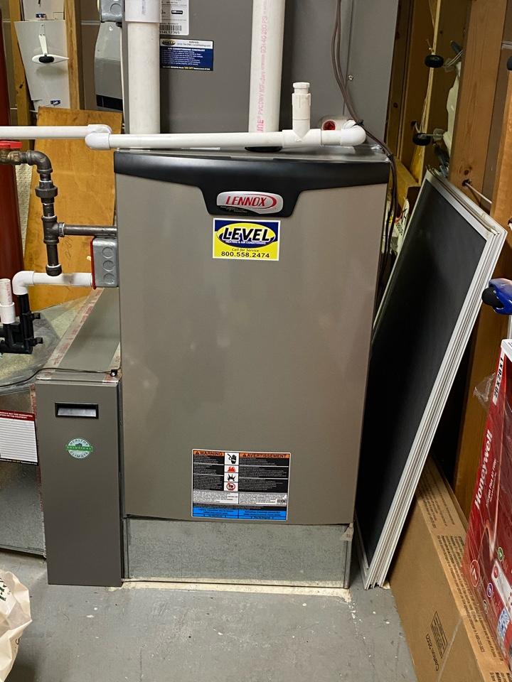 Cockeysville, MD - Gas furnace tune up
