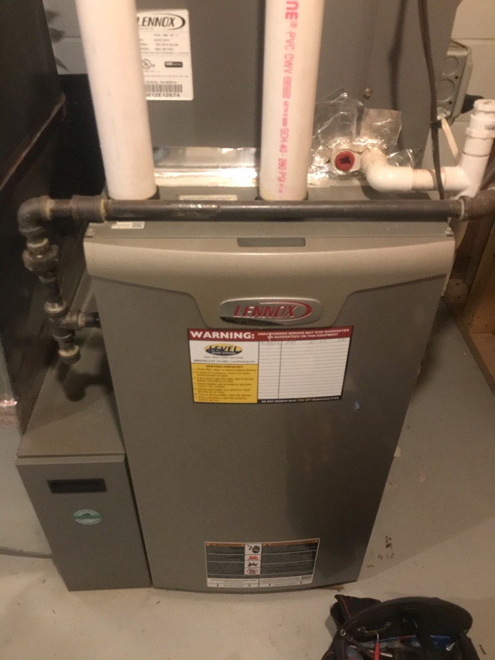 Aberdeen, MD - Lennox furnace cleaning