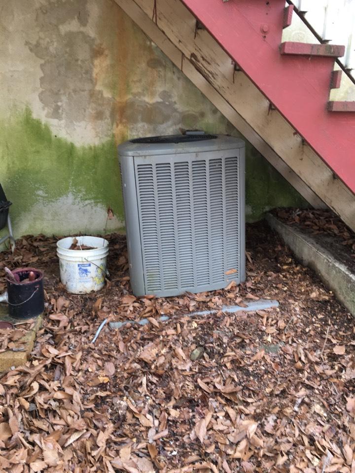 Darlington, MD - Preventive maintenance on Lennox heat pump tune up