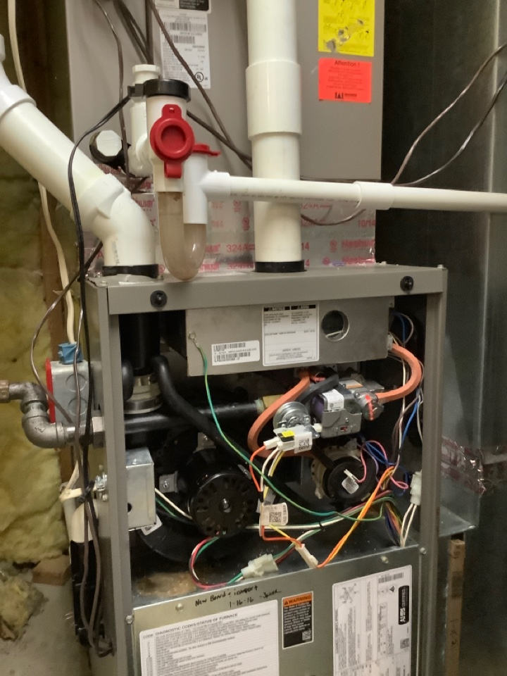Forest Hill, MD - Gas furnace tune up