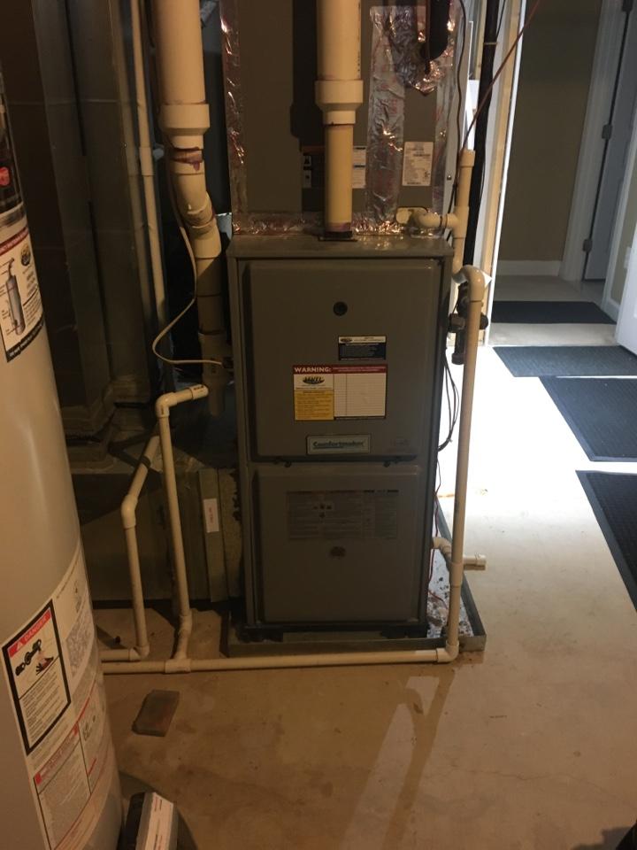 Havre de Grace, MD - Repair ICP furnace draft motor combustion capacitor blower