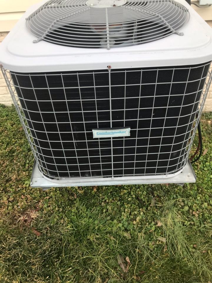 North East, MD - Comfort maker heat pump