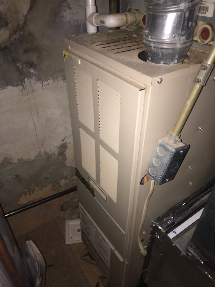 Baltimore, MD - Ducane furnace cleaning