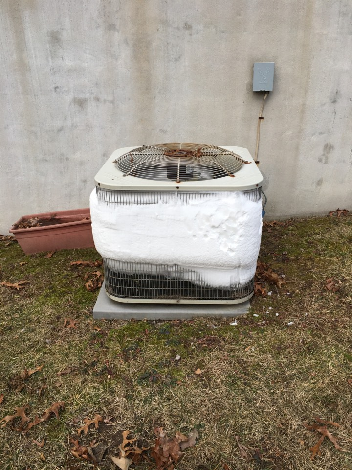 Abingdon, MD - No heat Bryant heat pump