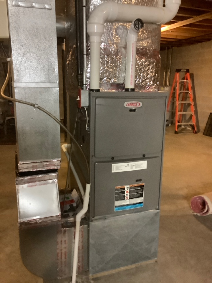 North East, MD - Gas furnace tune up