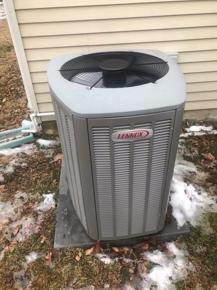 Elkton, MD - Lennox heat pump